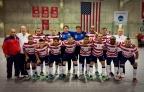 Locals Waltman, Megson join USA Futsal Team in Argentina trip