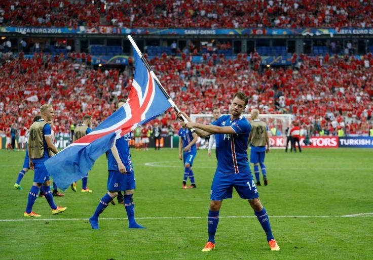 Iceland v Austria - EURO 2016 - Group F