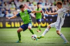 PICTURE PERFECT: Lodeiro is impressive, Sounders get a point