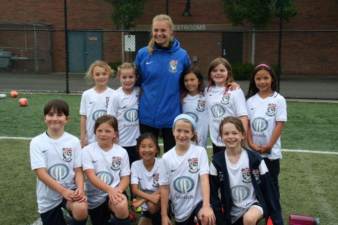 Coach Ellie - G07 Navy MI Team Pic #3