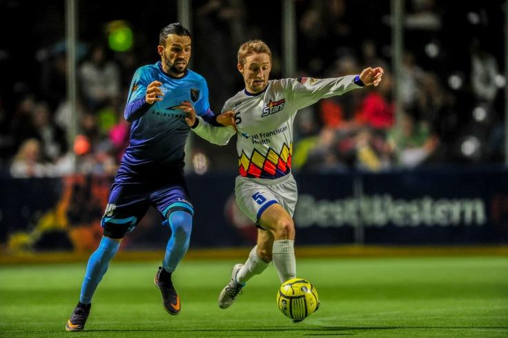 Tacoma Stars host San Diego Sockers