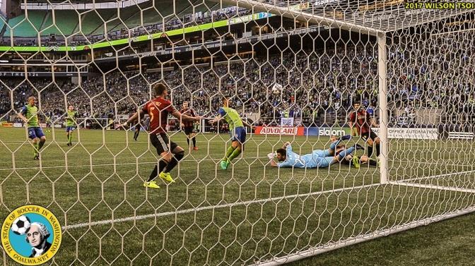Sounders FC hosts Atlanta United