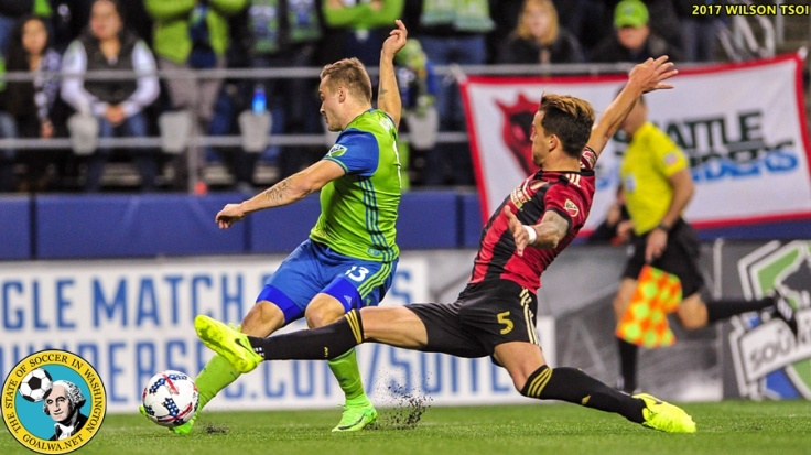 Sounders FC hosts Atlanta United