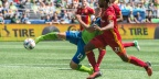 Sounders edge RSL at the Clink