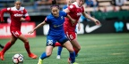 Reign erupt for six goals in rout of Spirit