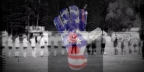 No flag to salute? Teams turn to goalkeeper's America-themed gloves