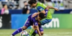 Orlando catches Sounders in final seconds