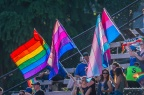 PICTURE PERFECT: Reign FC on Pride Night