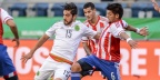 PICTURE PERFECT: Mexico v. Paraguay by Jeff Halstead