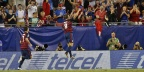 Jordan Morris leads USA with 2 goals in Gold Cup match