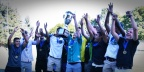Seattle Stars get their 2017 Evergreen Premier League medals, trophy