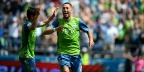 PICTURE PERFECT: Jeff Halstead captures Sounders versus Kansas City