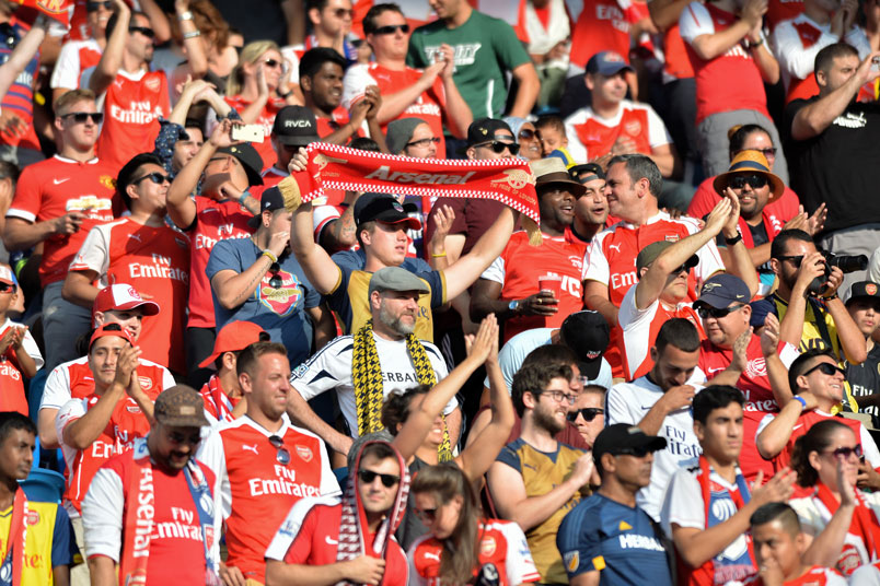 Arsenal-fans-2016-mls-all-star-game