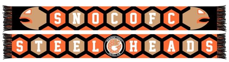 Snohomish Steelheads - SNOCOFC - B Design